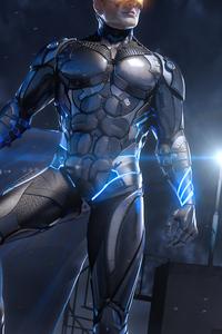 City Superhero 4k