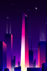 Cityscape Digital Art