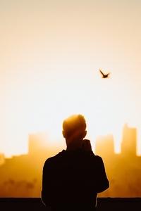 Cityscape Photographer Silhouette