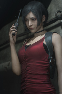 480x854 Claire Redfield Resident Evil 2 2019