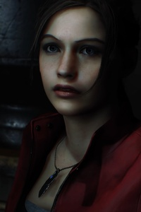 480x854 Claire Redfield Resident Evil 2