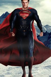 640x1136 Clark Superman 4k 2020