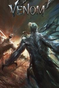 Clash Of Symbiote