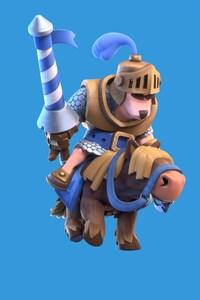 1280x2120 Clash Royale Blue Prince 3