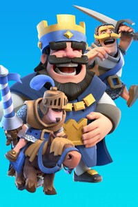720x1280 Clash Royale Desktop