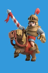 Clash Royale Red Prince