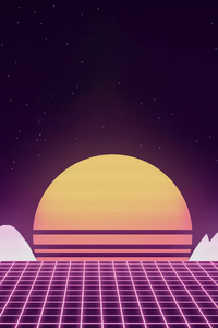 Classic Synthwave 80s