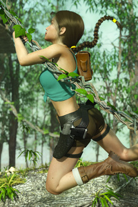 Classic Tomb Raider