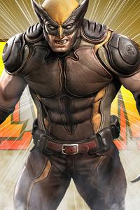 Classic Wolverine 4k