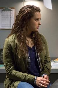 1440x2960 Clay And Hannah In 13 Reasons Why Season 2