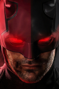 Closeup Daredevil