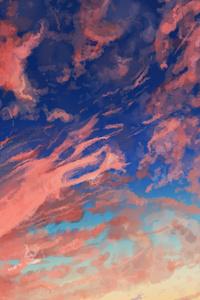 Cloud Sky Anime