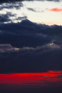 Cloud Sky Sunset 5k