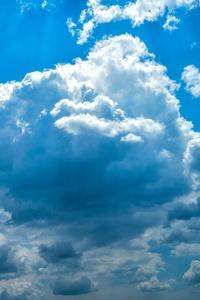 Clouds Summer Weather 5k