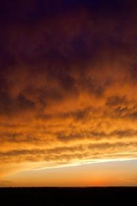 Cloudy Sky Dawn Time 5k
