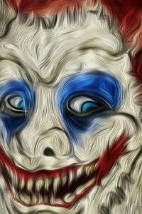 1242x2688 Clown