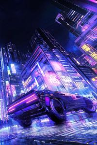 Club 707 Cyberpunk City 5k