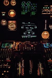 320x568 Cockpit 4k