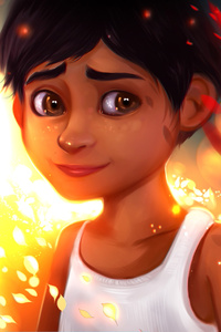 Coco Movie Artwork
