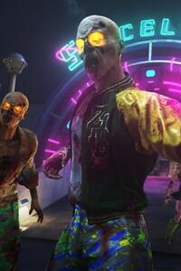 480x854 COD Infinite Warfare Zombies In Spaceland