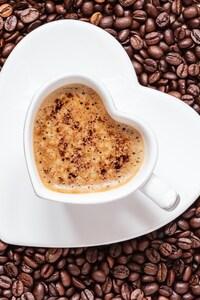 480x854 Coffee Art