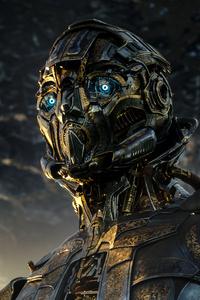 1440x2960 Cogman In Transformers The Last Knight