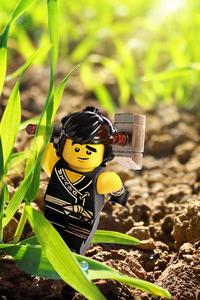 Cole The LEGO Ninjago Movie