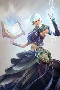 Colette Belrose Final Fantasy XV Character 2018 Artwork 4k