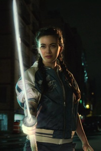 Colleen Wing In Iron Fist Season 2