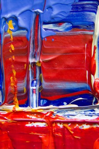 Colorful Abstract Painting Creative Art