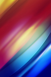 1125x2436 Colorful Abstract Shapes 4k