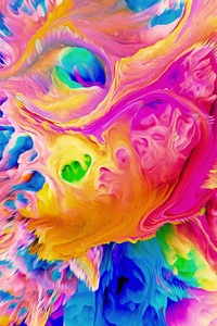 Colorful Abstract Texture