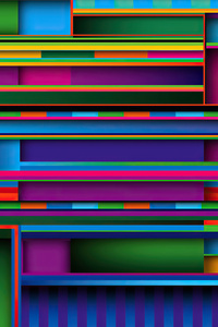 Colorful Colors Abstract 4k