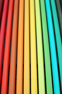240x320 Colorful Crayons Pencils Background 5k