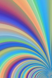 Colorful Gradient Aesthetics 5k