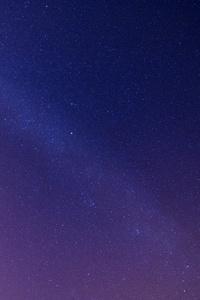 Colors Constellation Dark Night Sky 5k