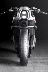 240x400 Concept Bike Front 8k