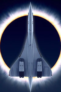 Concorde Carre Eclipse