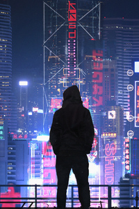 Concrete Jungle 2 Cyberpunk Science Fiction