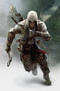 750x1334 Connor In Assassins Creed 3