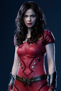 640x1136 Conor Leslie As Donna Troy In Titans