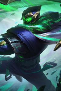 Conqueror Jax League Of Legends