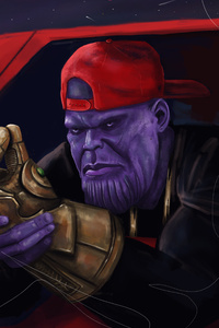 Cool Guy Thanos