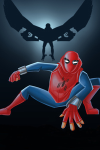 Cool Spiderman Art