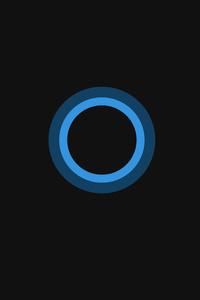 540x960 Cortana Minimalism