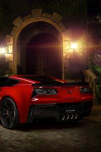 Corvette 8k
