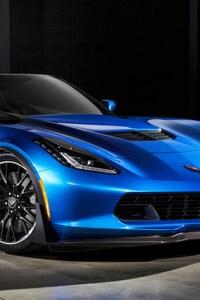 Corvette Convertible 2016