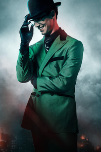 Cory Michael Smith As The Riddler In Gotham Season 5