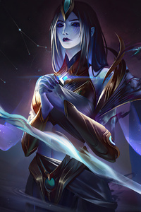 360x640 Cosmic Fiora League Of Legends
