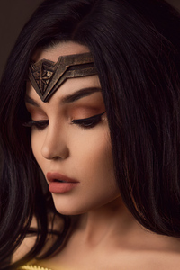 Cosplay Of Wonder Woman 1984 4k